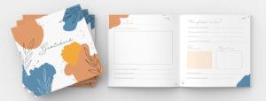 Gästebuch mit Fragen Geburtstag